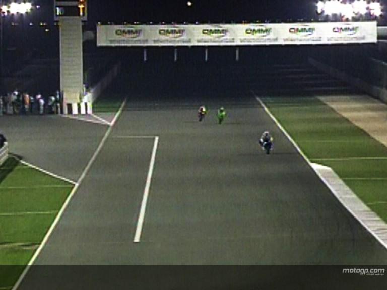 Rider duo look to Qatari nights
