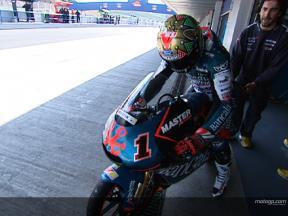 Talmacsi frustrated on final Jerez day