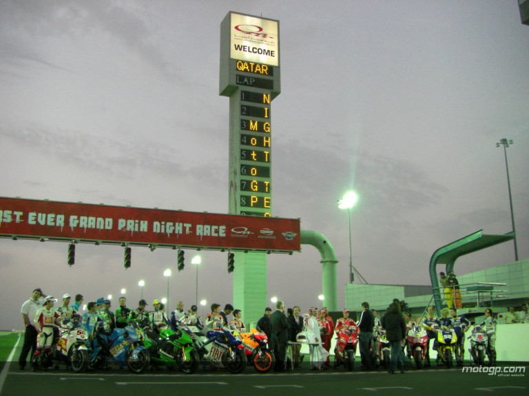 LOSAIL GROUP LIGHT