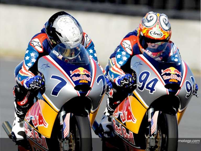 Red Bull AMA U.S. Rookies Cup Testing