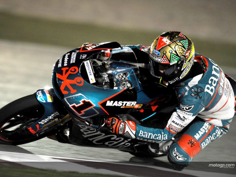 250 and 125 action resumes at Losail