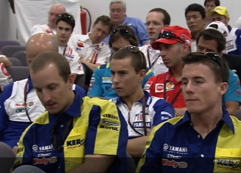 Riders briefing in Qatar