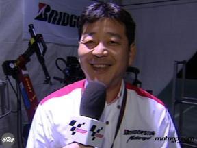 Yamada admits qualifying deficit