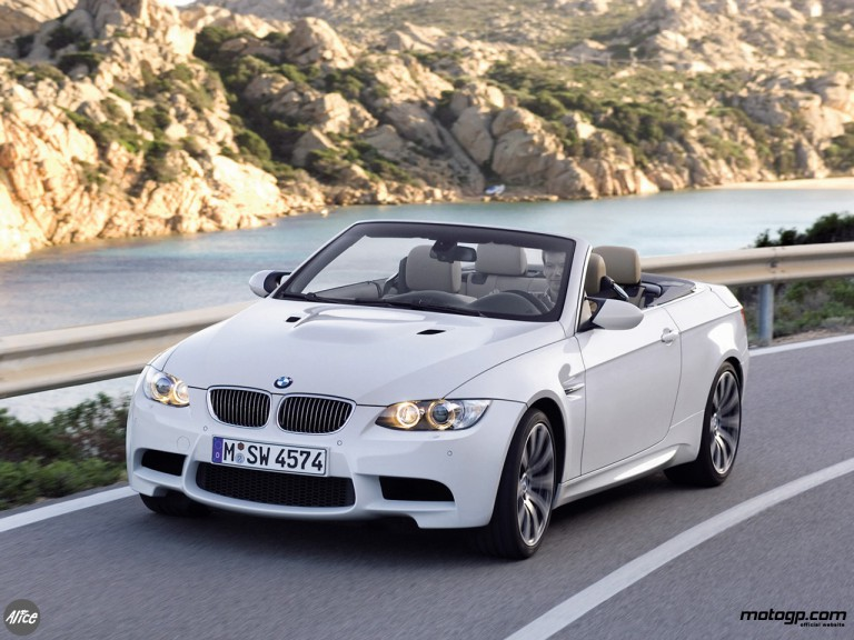 BMW M3 Cabrio on offer for best qualifier