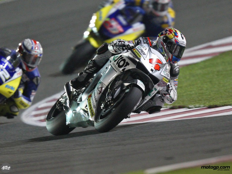 Dovi fourth in Qatar