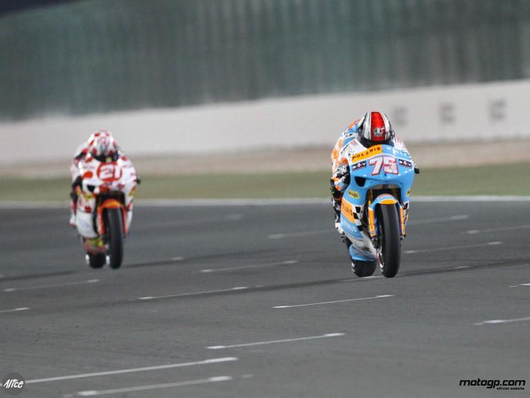 PASINI winning in Qatar 08