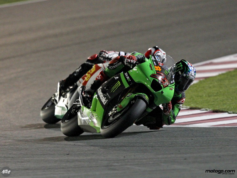Hopkins in 08 Qatar race