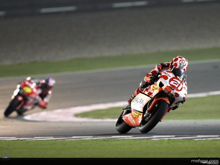 250 cc - Action Shots - Gran Premio de Qatar