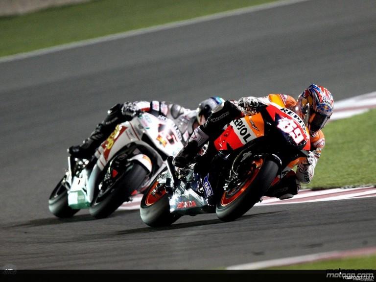 MotoGP - Action Shots - Gran Premio de Qatar