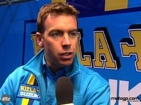 Denning reflects on Losail race