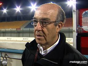Ezpeleta delighted with first night GP