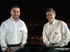 After the Flag – Official MotoGP Webcast – Qatar