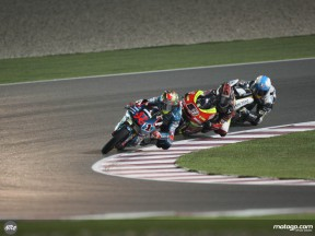 Talmacsi kicks off title defence at Losail