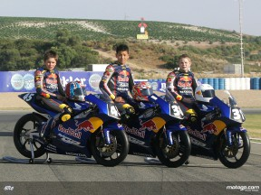 MotoGP Academy Graduates
