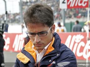 MotoGP Academy Sporting Manager Raul Jara