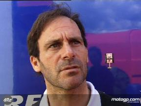 Alberto Puig on Pedrosa Jerez chances