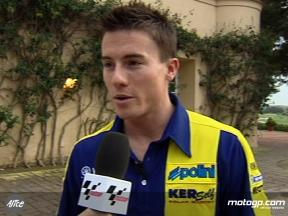 Toseland talks Qatar and Jerez