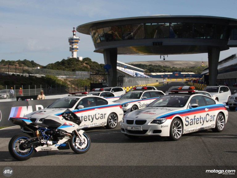 MotoGP´s 2008 BMW Safety Cars Fleet
