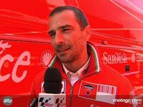 Livio Suppo on Ducati disappointment