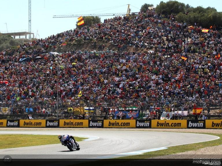 MotoGP - Action Shots - Gran Premio de España