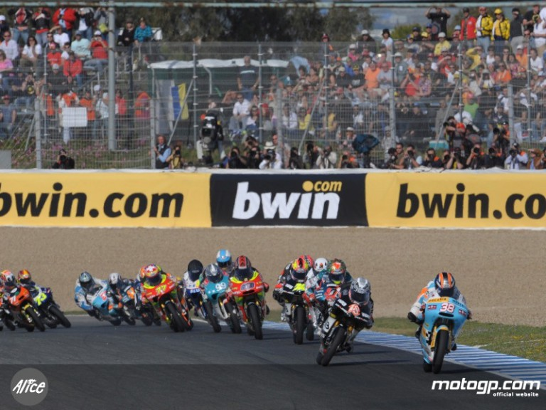 Smith leading the pack at Jerez