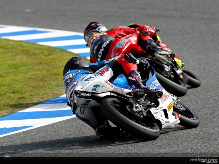 125 cc - Action Shots - Gran Premio de España