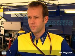 Weber on MotoGP new arrivals