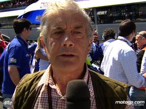 Agostini gives views of a legend