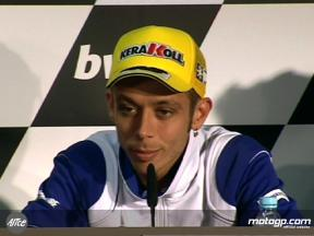 Rossi seeks Portuguese redemption