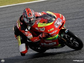 Di Meglio in action in Estoril (125)