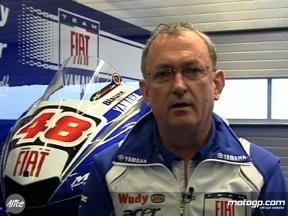 Forcada explains Lorenzo bike changes