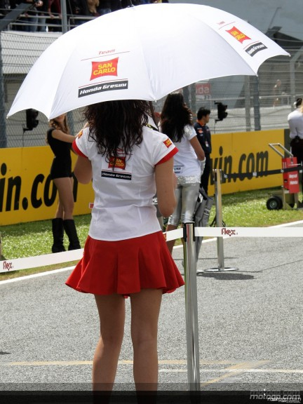 Paddock Girls - Estoril 2008