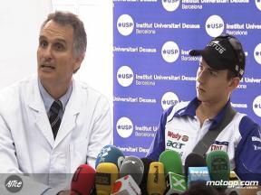 Dr Mir explains Lorenzo´s surgery