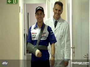 Lorenzo on successful operation