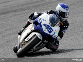 Indonesian rookie Doni Tata Pradita at Estoril