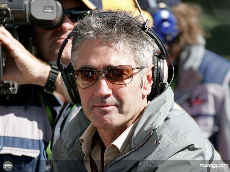 Former 500cc World Champion Mick Doohan