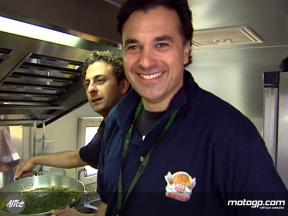 A peek a the Alice team kitchen with Vincenzo Capuano