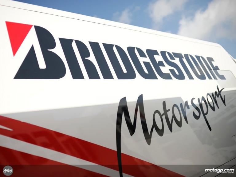 Bridgestone Motosport truck