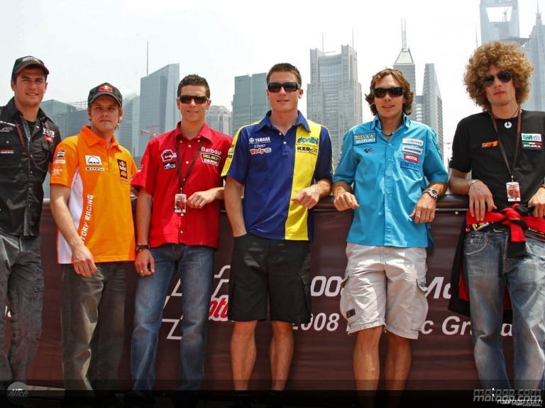 MotoGP in Shanghai