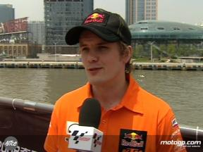 Kallio confident of Chinese victory