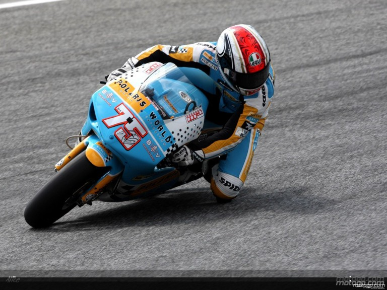 Pasini in action