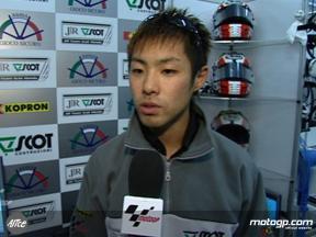 決勝レース:高橋裕紀 インタビュー