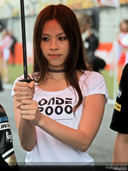 Paddock Girls - Shanghai 2008 - 2