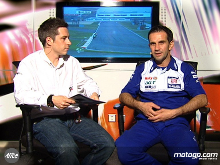 Davide Brivio interviewed for After the Flag Chinese edition