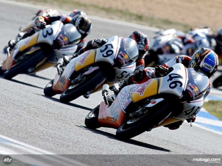 Red Bull MotoGP Rookies ready to rumble in France