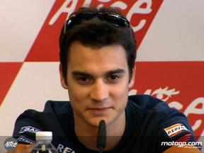 Pedrosa on Le Mans options