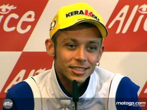 Rossi aiming for Nieto record