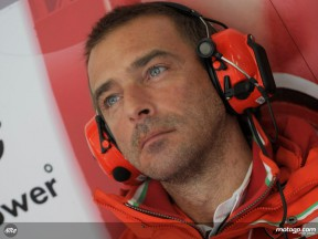 Ducati MotoGP Project Director Livio Suppo