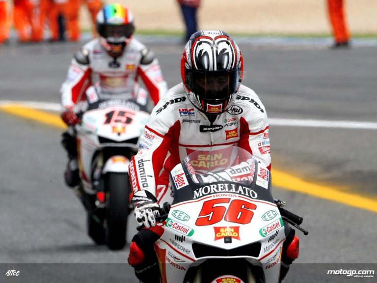 San Carlo Gresini riders