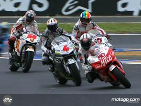 Best images of MotoGP FP2 in Le Mans